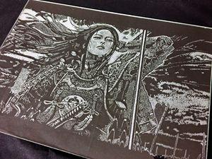 Samurai girl - MorbisArt
