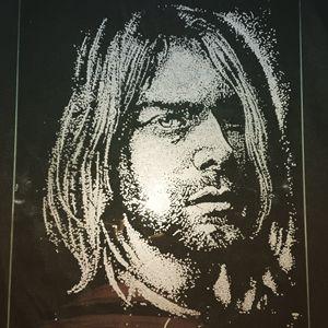 Kurt Cobain - portait