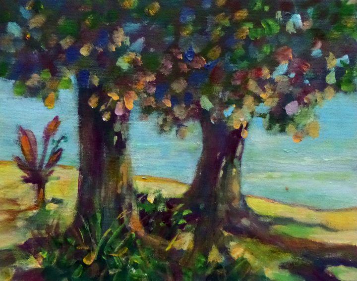TWO TREES - Pepsiart