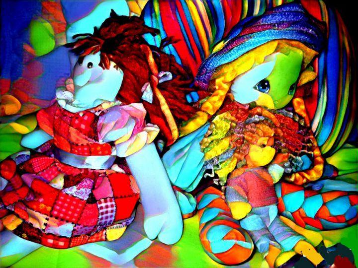 CHILD'S PLAY - Pepsiart