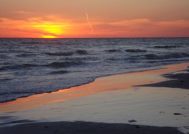 Sunset 26 - Pepsiart