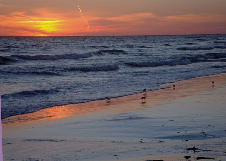 Sunset 43 - Pepsiart
