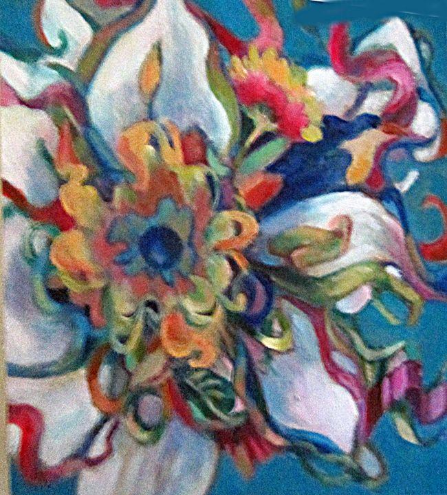 Imagination Flower1 - Pepsiart