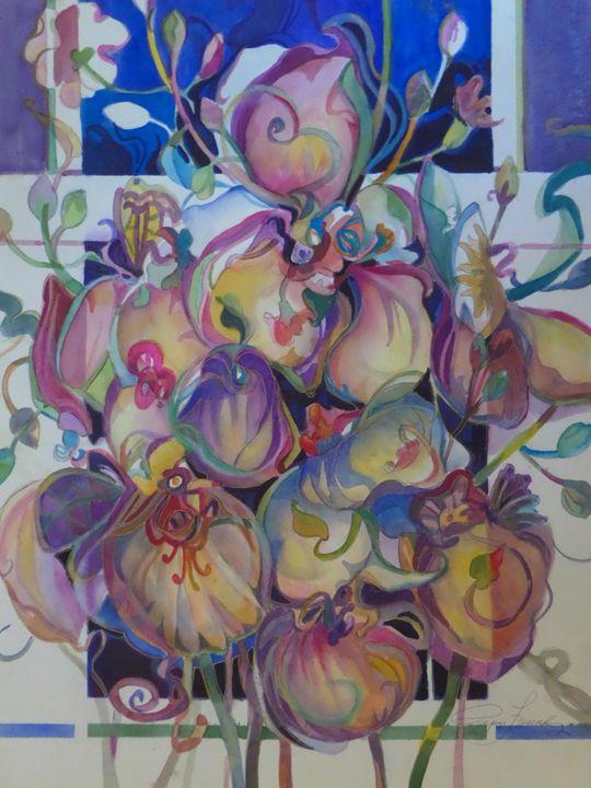 FLOWERS AB 4 - Pepsiart