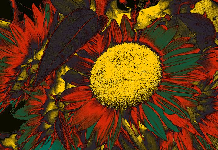 FLOWERS 121 - Pepsiart