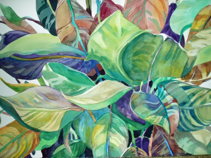 Leaves A - Pepsiart