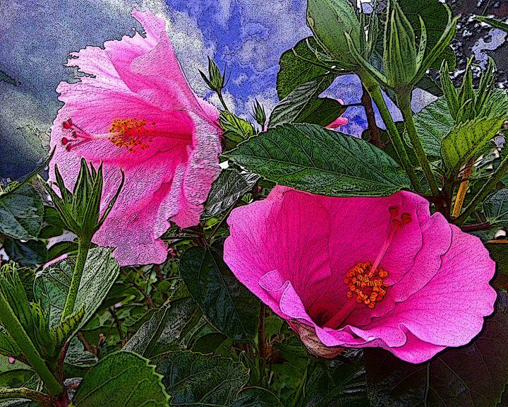 FLOWERS 148 - Pepsiart