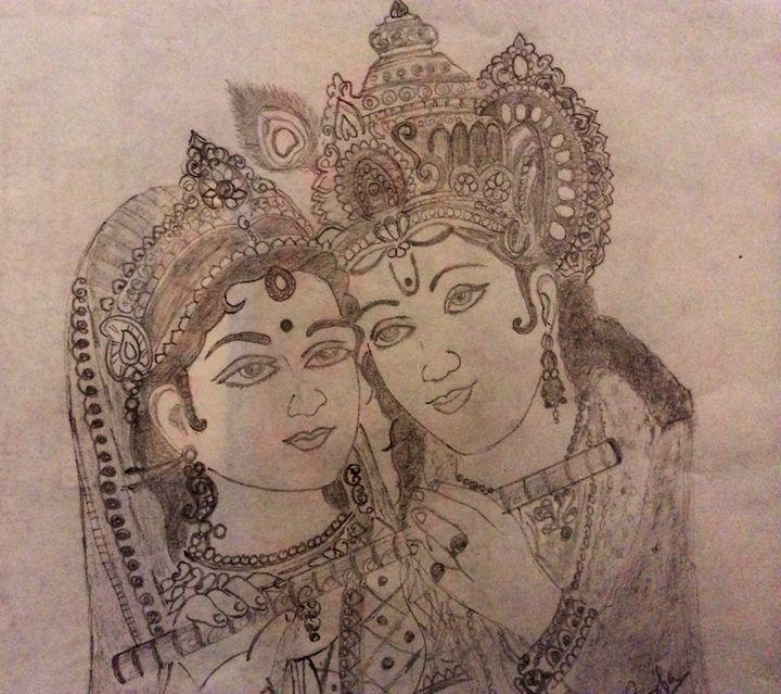 Indian gods - SkM arts