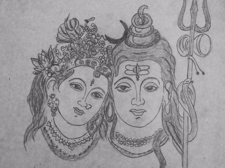 SHIV PARVATI - SkM arts