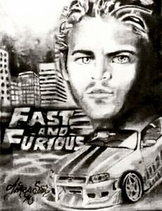 In loving memory Paul Walker