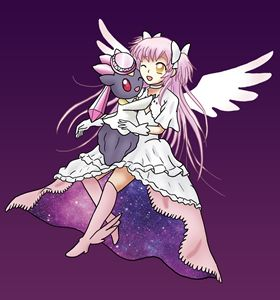 Goddess Madoka and Diancie
