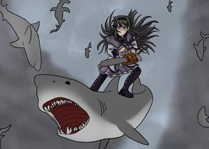 Of Sharknados and Magical Girls