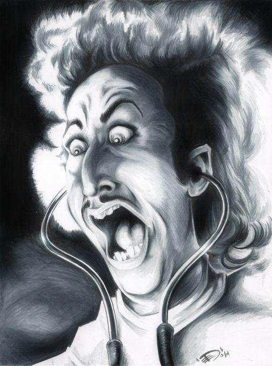 Friedrich Von Frankenstein - Scheer Imagery