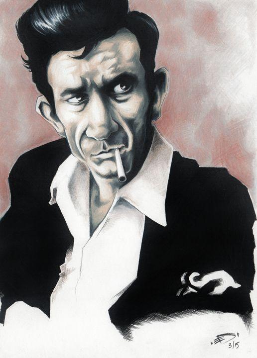 The Man in Black - Scheer Imagery