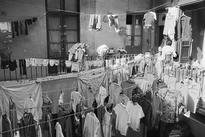 Laundry - chiccophoto