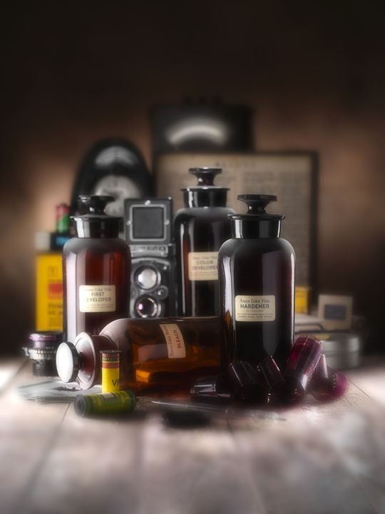 Photochemicals - chiccophoto