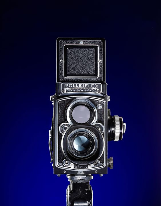 The Rolleiflex F:3.5 - chiccophoto