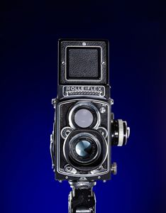 The Rolleiflex F:3.5