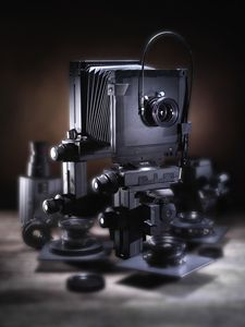 Black Sinar P2