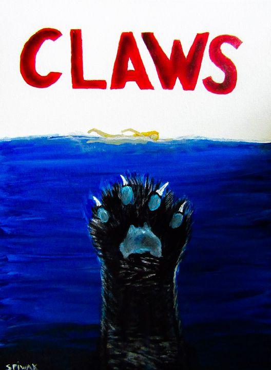 Claws - Art by Kim Spiwak