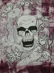 Deathly roses