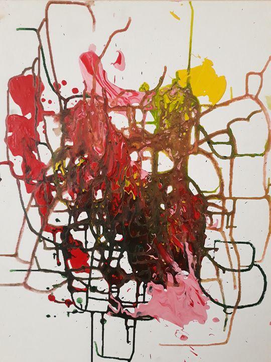 Spill - Amanda Conticchio