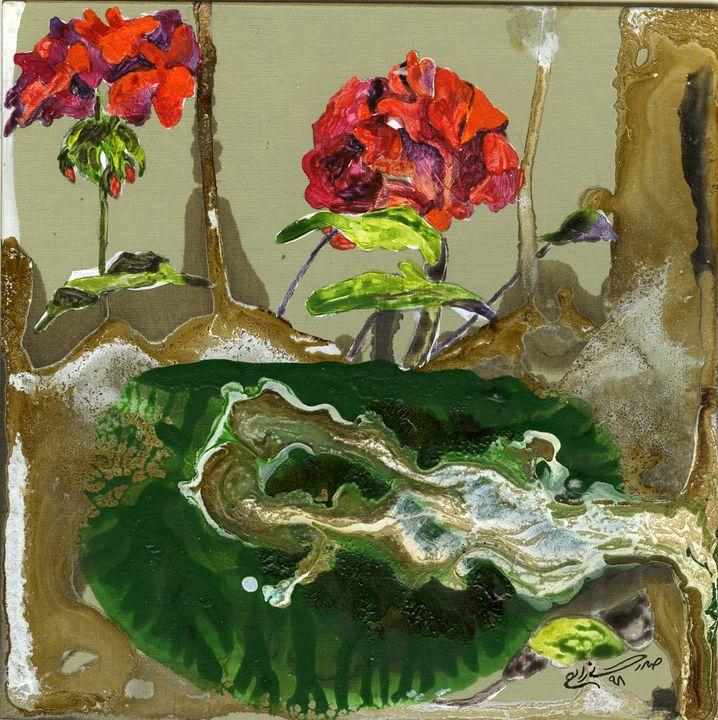 still life (flowers) - sadrizade