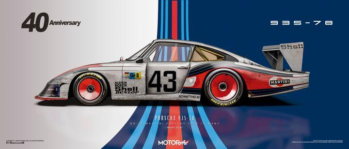 The White Whale - Motor Art V