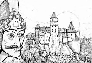 Bran Castle - Vlad Tepes