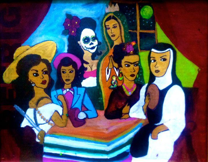 Entre Mujeres - Alejandro Martinez