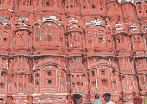 Pink Palace - Jaipur