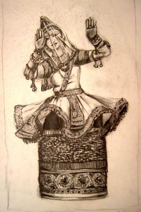 Manipuri Dancer - NarayaniArts