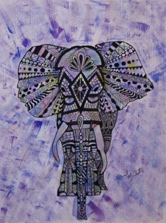 Elephant Zen - A Color Or Two