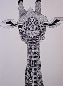 Giraffe Zen
