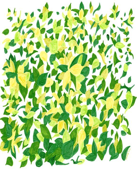 Green Leaves - TRYBYK