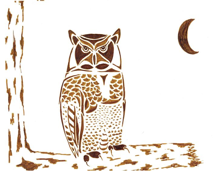 Brown Owl - TRYBYK