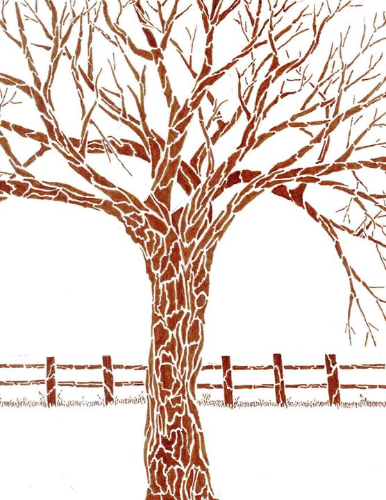 Winter Tree - TRYBYK