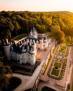 Castle Of Usse