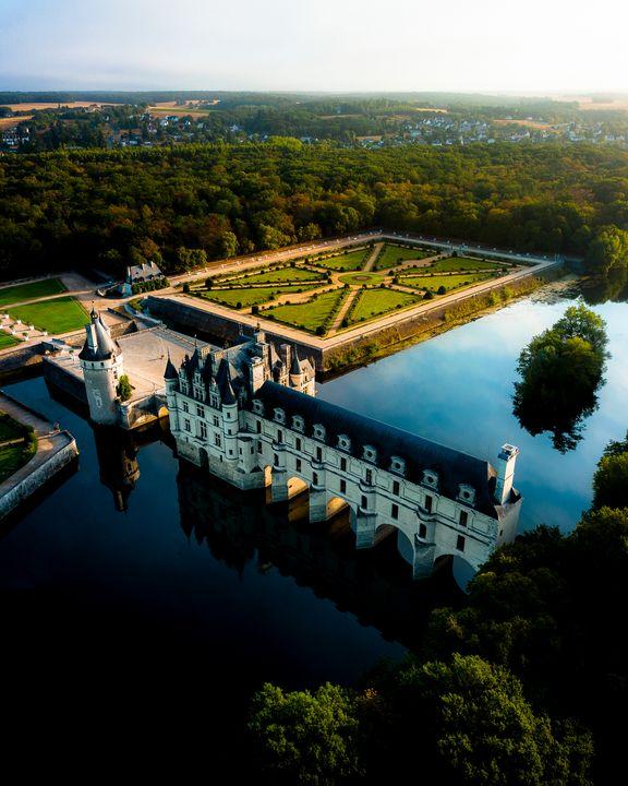 Castle of Cheanonceau - Chateaux