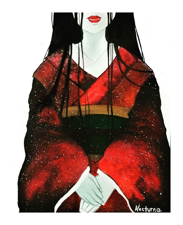Geisha x Constellation - zz Nocturna