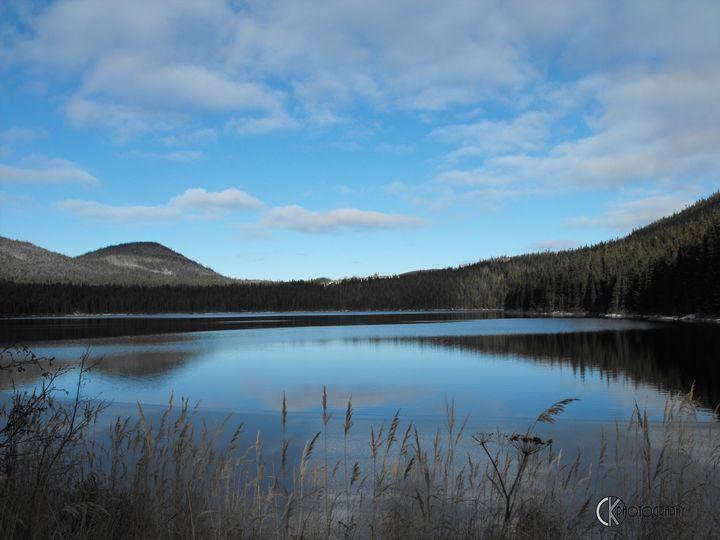 Gaspe Peninsula Lake - CK Photography