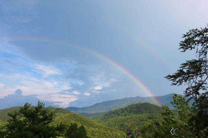 Smoky Mountain Rainbow - CK Photography