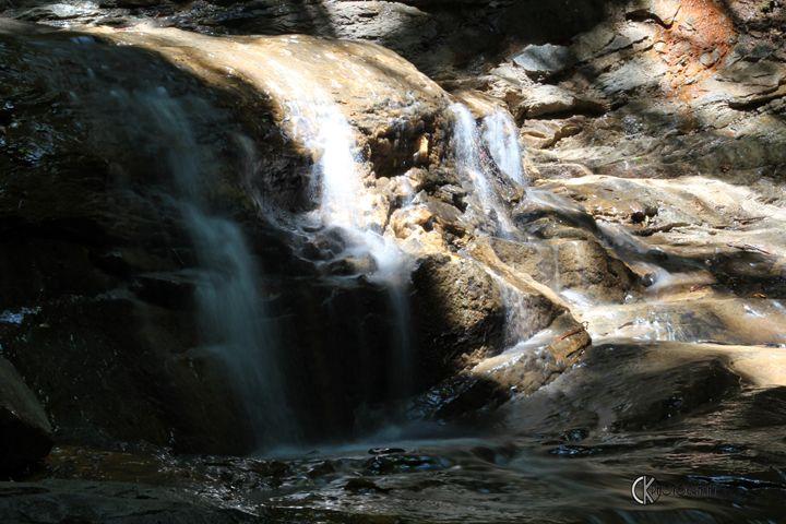 Rocky Hollow Stream - CK Photography