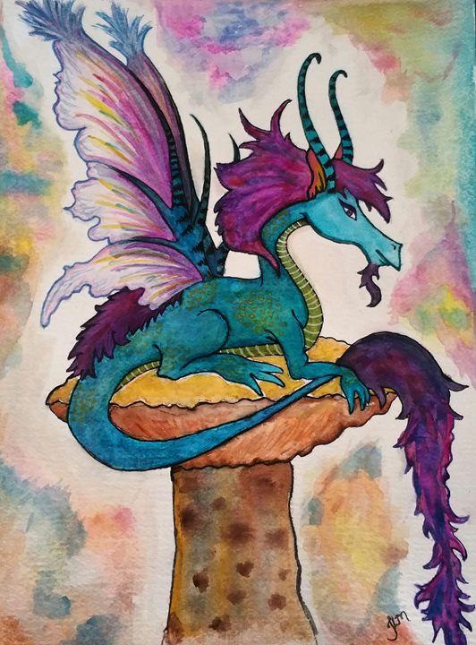 Little Dragon - Tiffany Monroe