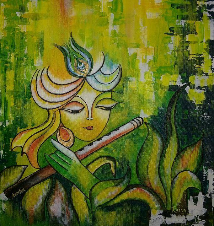 Krishna - ArtistRatna