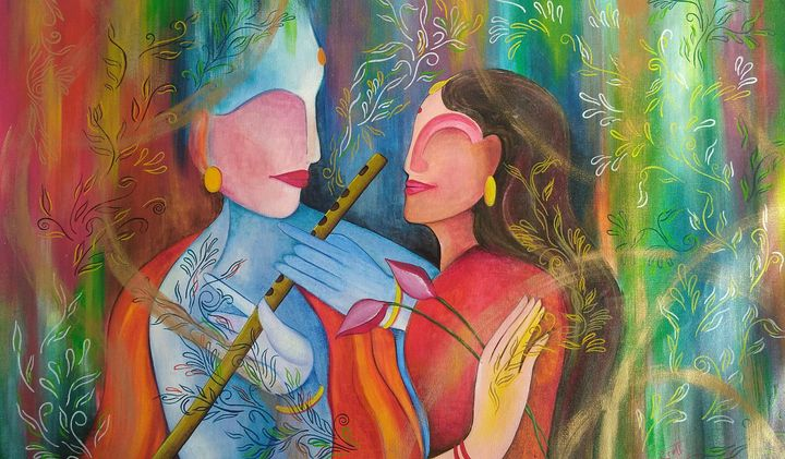 Krishna Radha - ArtistRatna
