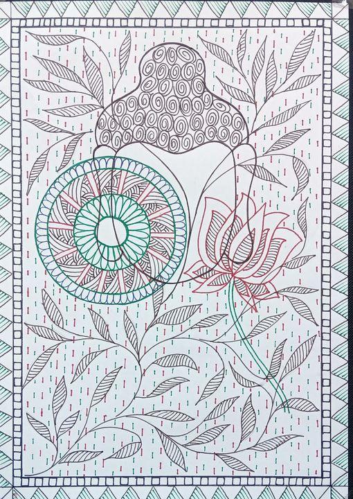 Buddha - ArtistRatna