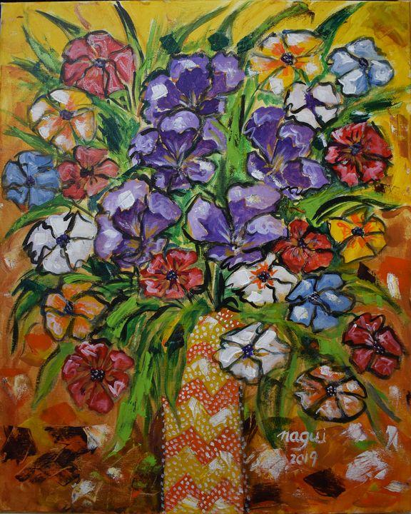 Flowers 09 - The Art of Nagui Achamallah