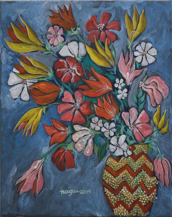 Flowers 02 - The Art of Nagui Achamallah