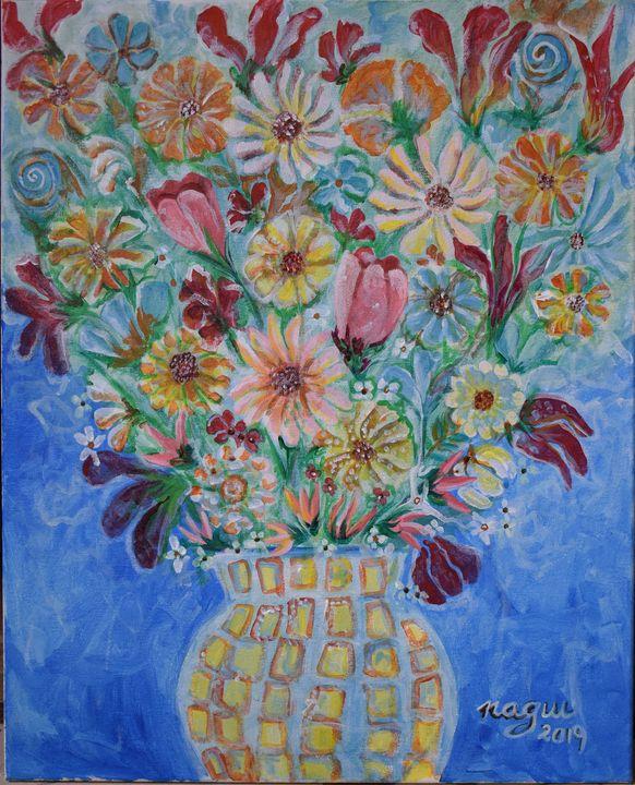Flowers 04 - The Art of Nagui Achamallah